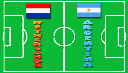 Prediction Netherlands v Argentina (Semifinal WC 2014)