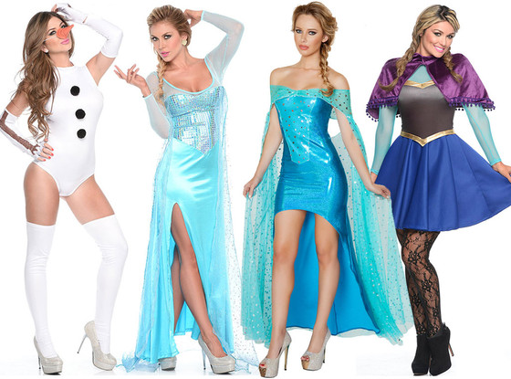 Halloween Costumes for girls 2014